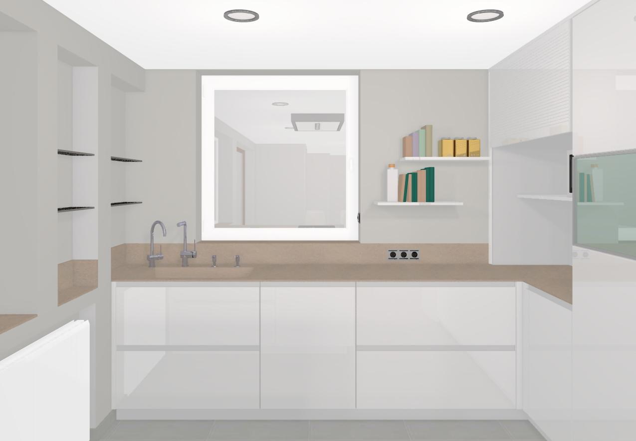 Muebles de cocina - Cuines Chacon - Mataró