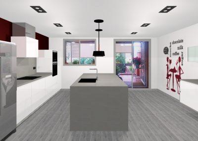 Proyecto personalizado - Cocina Argentona.1