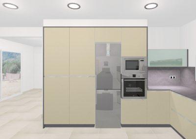 Proyecto personalizado - Cocina Argentona.2