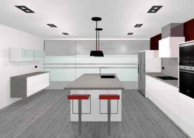 Personalised project – ARGENTONA KITCHEN