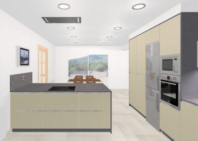 Proyecto personalizado - Cocina Argentona.4