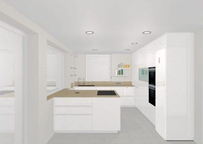Proyecto Personalizado Cocina – Orrius