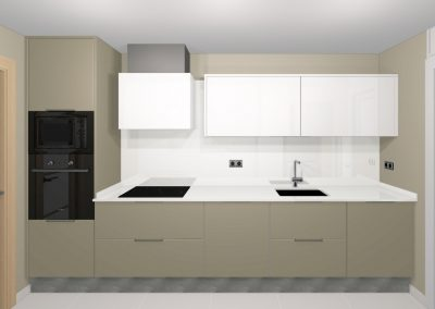 Personalised project – KITCHEN CERDAÑOLA ZONE (Mataró)