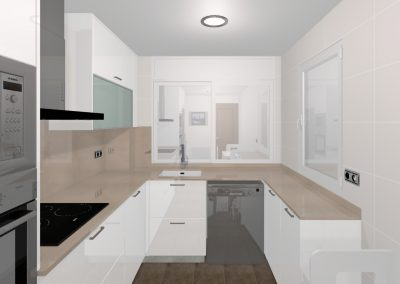 Personalized project – KITCHEN ROCAFONDA ZONE (Mataró)