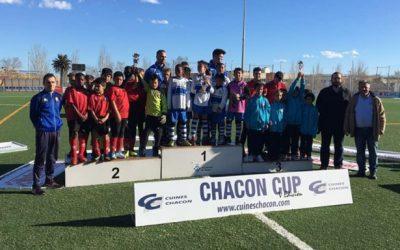 Cuines Chacón patrocinador de torneo de futbol en Mataró